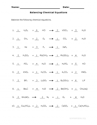 26 balancing chemical equations answers well balancing chemical equations answers balance worksheet 3 answer key entire