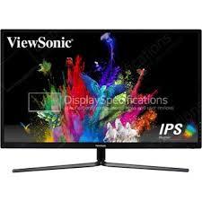"31.5"" <b>ViewSonic VX3211</b>-<b>2K</b>-<b>mhd</b> - Технические характеристики"
