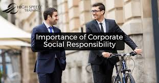 The Importance of Corporate Social Responsibility | Business Benefits