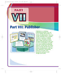 Ms Office Publisher Microsoft Office Publisher 2007