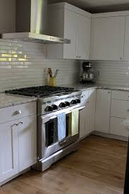 last but not least we installed the kitchenaid 1 4 cu ft capacity architect series ii 30 inch built in microwave oven into our island