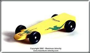 Beginner Designs Patterns Pinewood Derby Boy Scout Car Design ...