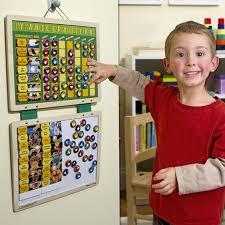 Magnetic Responsibility Chart Chore Chart