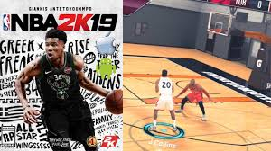 NBA 2K19 IOS/ANDROID GAMEPLAY And ...