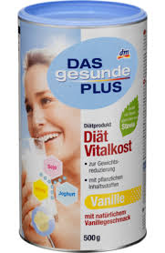 Das gesunde plus diät vitalkost vanille test