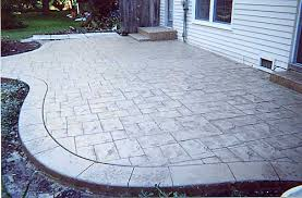 Lovely Concrete Patio Designs Home Remodel Inspiration Patio Samples