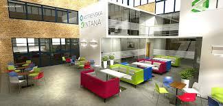office mezzanine floor. breakout area design ideas 2 office mezzanine floor