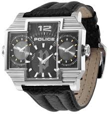 police watches men s watches police men s pl 13088js 02 hammerhead collection 3 dial watch