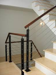 Contemporary Handrail Minimalist Modern System New Inspirations Design  Trends