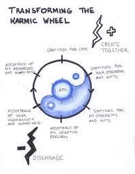 karmic wheel 3 white sage landing