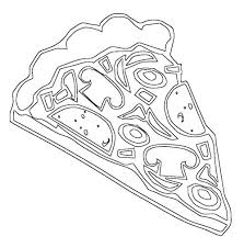 Small Picture Free pizza coloring pages to print ColoringStar