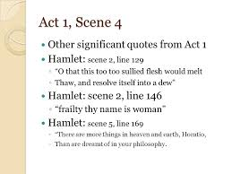 Hamlet Quotes Inspiration Hamlet Quotations Act 48 Homework Writing Service Xepaperdjmg