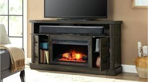 tv on top of electric fireplace weathered dark pine media fireplace console for s up to of can you put tv on top of electric fireplace