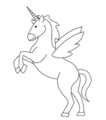 1 unicorn books for preschoolers & kindergarteners. Top 50 Free Printable Unicorn Coloring Pages