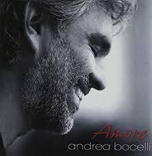 Andrea Bocelli - <b>Andrea Bocelli</b> - <b>Amore</b> - Amazon.com Music