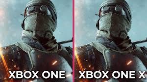 Battlefield 5 – Xbox One vs. Xbox One X ...