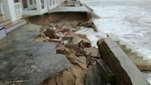 Resultado de imagen de fotos del temporal en valencia destrozos en el Saler