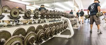 lebanon fitness center