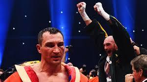 Пять лет назад Кличко обидно проиграл Тайсону Фьюри – как это было: видео -  бокс новости - Спорт 24