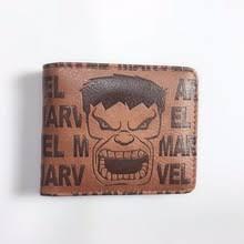 Комиксы DC, <b>Marvel</b> мужской бумажник гигантский Зеленый Халк ...