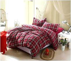 flannel duvet cover queen plaid flannel duvet covers awesome in red cover decor 3 red plaid