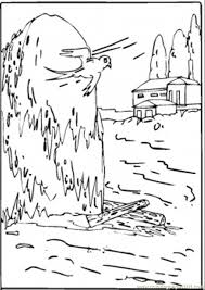 Small Picture Coloring Coloring Page Earthquake Preparedness Coloring Coloring