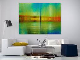 Why <b>Abstract Landscapes</b> Are The New Black | Wall Art Prints