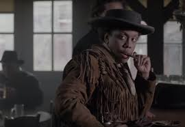 """Stagecoach Mary"""" has Joined the Cast of 'Hell on Wheels' - Watch Her Strike  a Man Down w/ One Punch - SHADOW & ACT"""