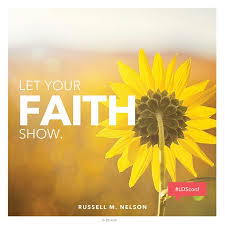 Lds Quotes On Faith Interesting 48 Scriptures Verses Quotes Filled With Faith Mormonorg