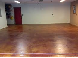 floor design stained concrete garage cost view images how to build a custom home part 18 slabs e2 80 93 basement and floors typical cut patch repair