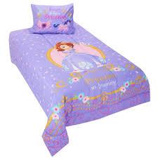 Disney Jr. Sofia the First Princess in Training Twin Comforter Set