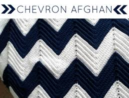 Sharp Chevron Crochet Pattern Best Decoration