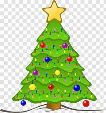 christmas tree lights clip art