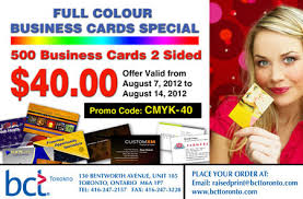 Business Cards Tomorrow Bct Toronto Wholesale Printing This