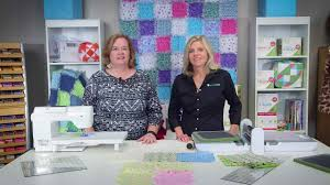How to Make A Rag Quilt with the AccuQuilt Rag Die - YouTube &  Adamdwight.com