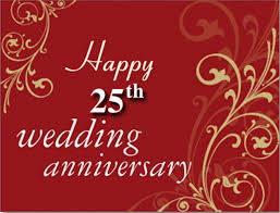 25th Anniversary Quotes Adorable 48th Wedding Anniversary Or Marriage Anniversary Wishes Quotes For