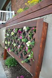 vertical garden planters diy flower planter a vertical flower garden 4 diy vertical vegetable garden planters