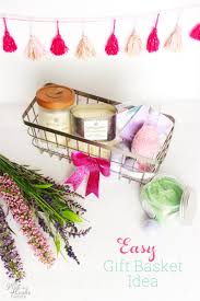 great diy mother s day gift basket idea