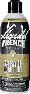 garage door lubeGarage Door Lubricant  Garage Door Lube  LIQUID WRENCH