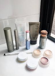 my clean makeup essentials