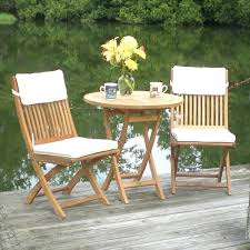 impressive small outdoor patio table and chairs image concept