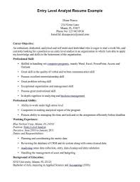 Entry Level Security Guard Resume Sample - Eco-Zen.info