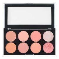 blush palette makeup revolution ultra blush hot e 13g