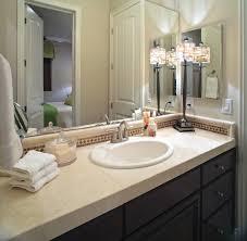 Traditional Bathroom Decor Luxury Guest Bathroom Traditional Bathroom Atlanta By Griffith