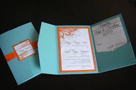 orange and turquoise wedding invitations. wedding invitations (blue + orange) | by jonathan vo orange and turquoise q