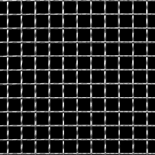 Square Wire Mesh Stainless Steel 380506 Mcnichols