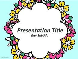 Story Book Powerpoint Template Storybook Powerpoint Template