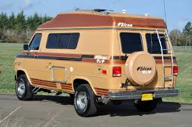 Daily Turismo: Go Anywhere Motorhome: 1989 Chevrolet G20 Falcon ...