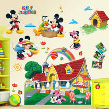 giant mickey mouse clubhouse wall great mickey mouse clubhouse wall