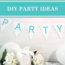 Diy Party Printables Cameo Party Designs Find Diy Party Ideas Party Printables